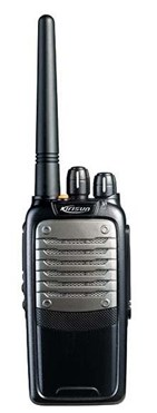 Hire VHF walkie-talkie for maximum range out of doors