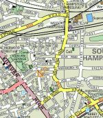 Click for map and directions to our office in NW London