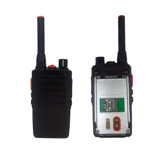 SIM Card Network Walkie-Talkie