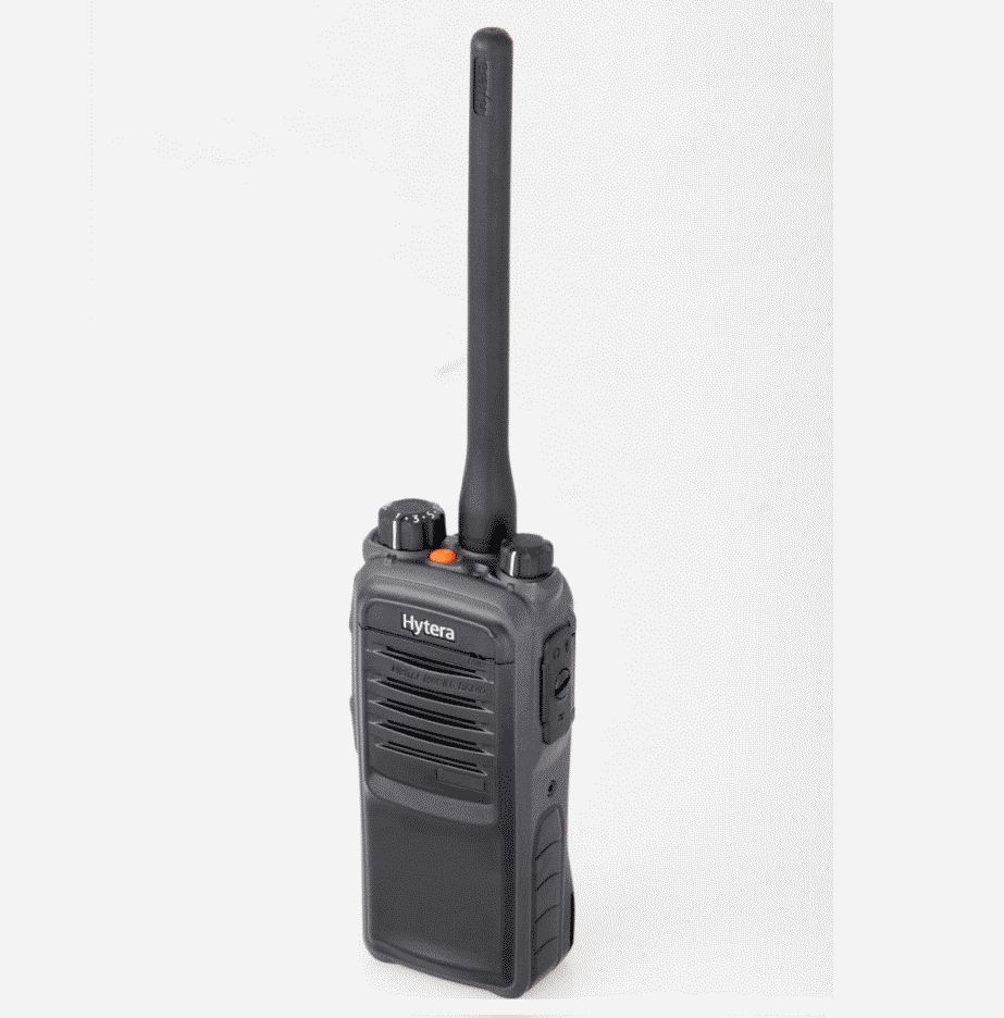 Hytera Digital UHF Walkie Talkie