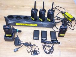 Hytera digital two-way radios for hire